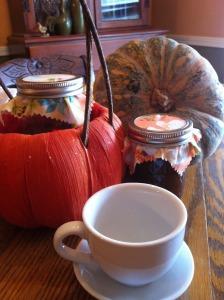 Strain, cool, jar, and enjoy!!