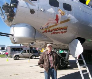 granddaddy and his plane